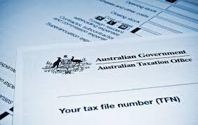 australia tax back